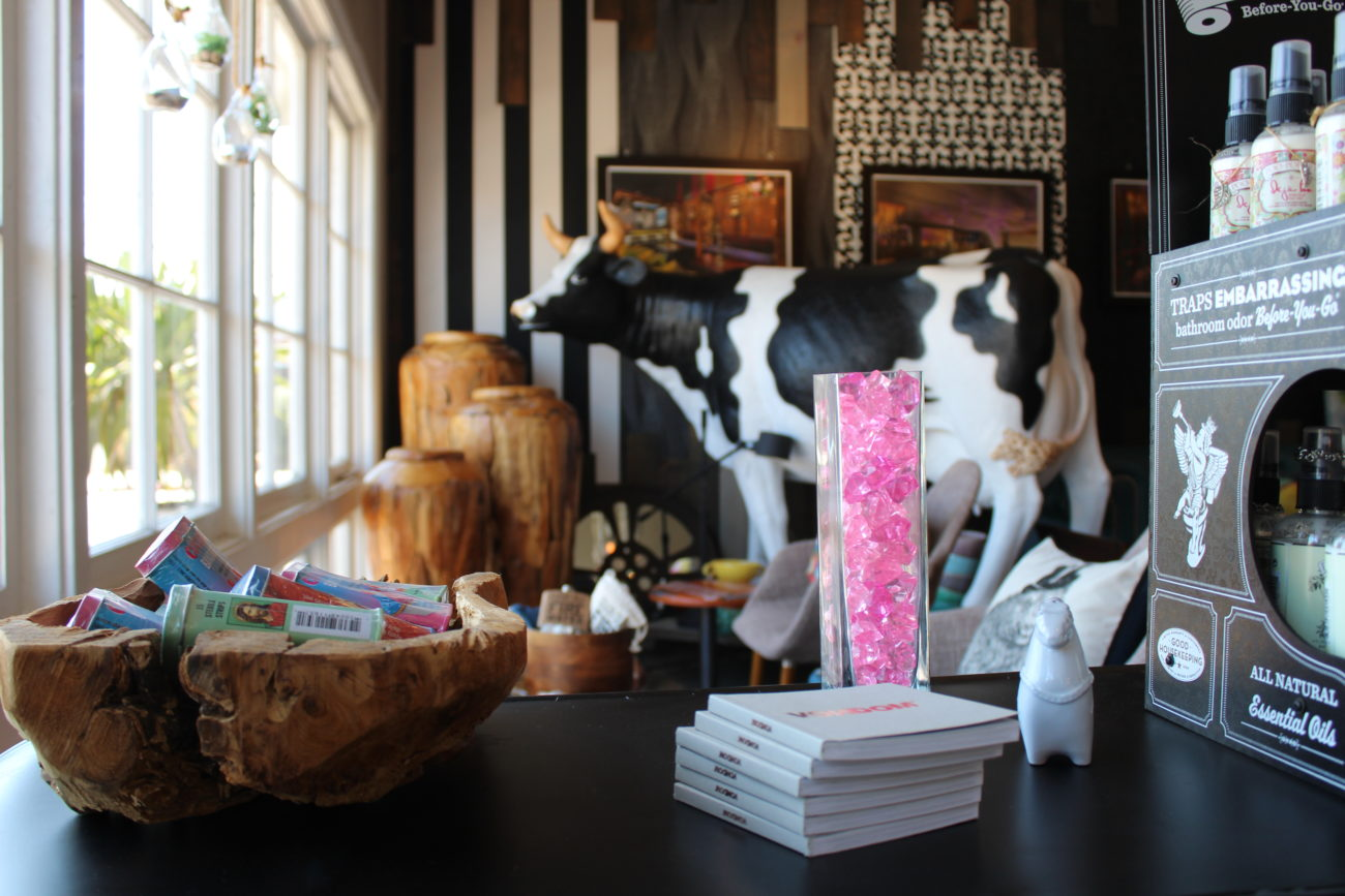 Davis Ink LTD Showroom - Costa Mesa, California - Interior Design Store