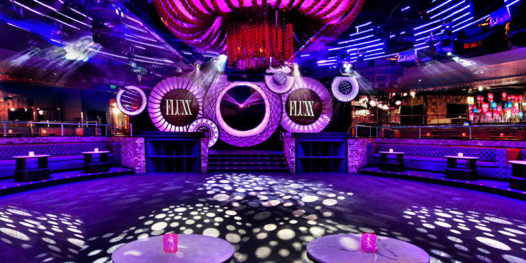 Fluxx Nightclub - San Diego, California - DavisInkLTD.com