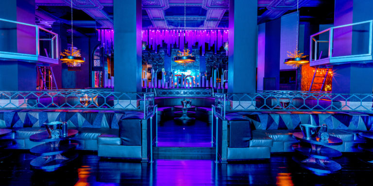 Parq Nightclub - San Diego, California - DavisInkLTD.com