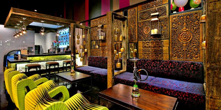 Pasha Lounge - San Diego, California - DavisInkLTD.com