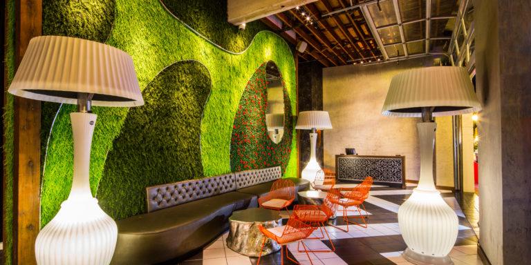 Parq Restaurant - San Diego, California - DavisInkLTD.com
