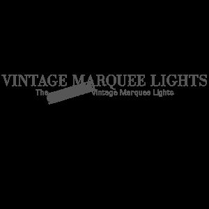 Vintage Marquee Lights - Vendors - DavisInkLTD.com