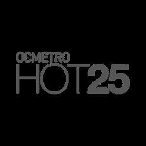 OC Metro Hot 25 - DavisInkLTD.com