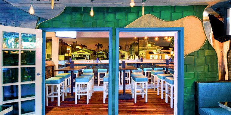 Single Fin Surf Grill - Mission Beach, San Diego, CA - DavisInkLTD.com