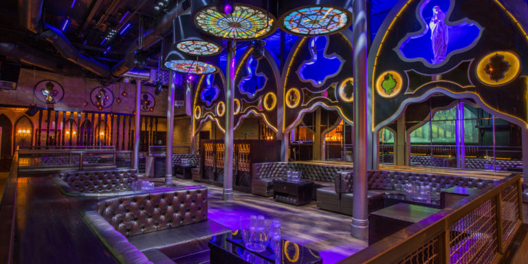 AD Nightclub - San Diego, CA - DavisInkLTD.com