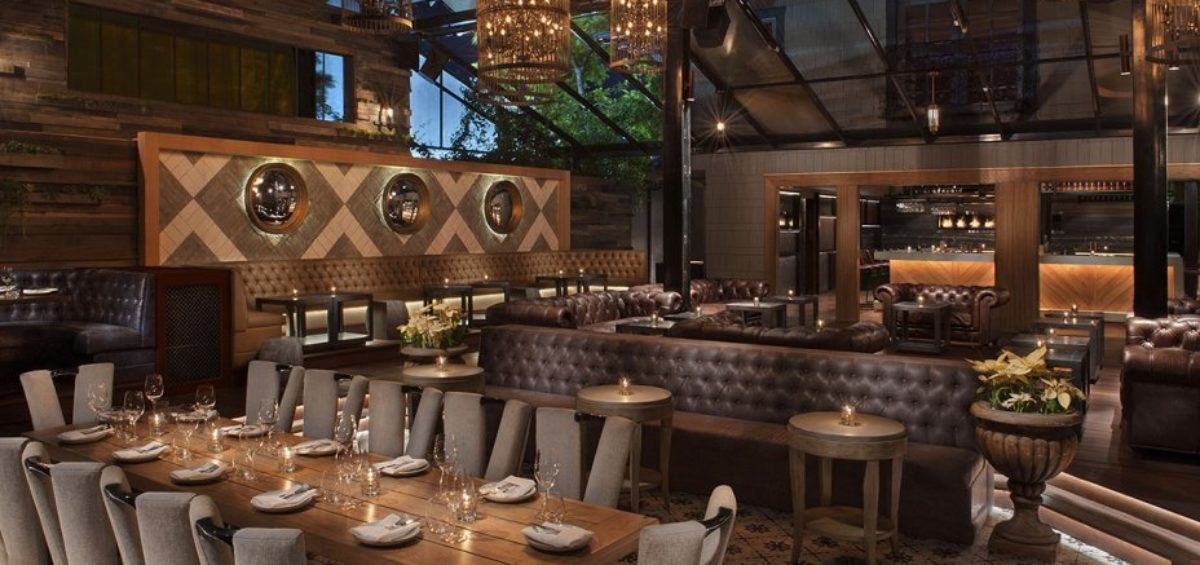Thirsty Reporter: Liaison Restaurant + Lounge Is Sunset's Newest Nightlife Hub